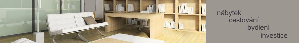 Web o bydlení a nábytku